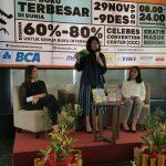 Bazar buku terbesar Makassar