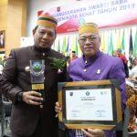Makassar Raih Penghargaan Swasti Saba